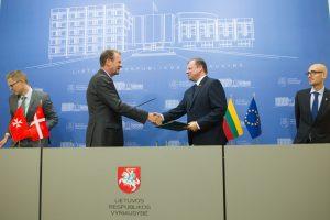 Lietuva tikisi naujų Maltos ordino projektų