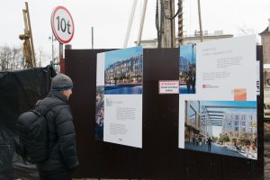 "Vilniuje kyla pirmasis ""Hilton Garden Inn"" viešbutis Lietuvoje"