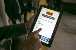Viceministras: terminalai – pirmas žingsnis diegiant elektroninį balsavimą
