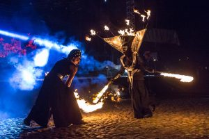 Hanzos dienose bus galybė pramogų ir garsios žvaigždės