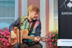 Bardai kviečia į koncertus Neringoje