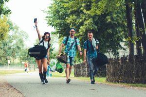 "Rumšiškėse žmonės plūsta į festivalį ""Granatos Live 2017"""