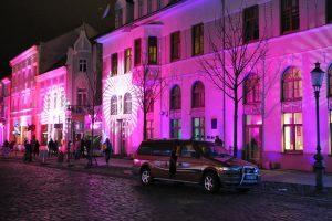 Sugrįžta Klaipėdos šviesų festivalis