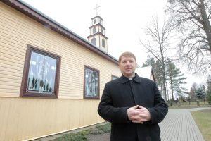 Kunigas R. Baltrušaitis: Velykos – laikas peržiūrėti savo tikėjimą