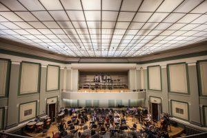 Darbinga Kauno simfoninio orkestro vasara
