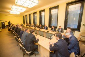 Verslininkų ir miesto valdžios bendradarbiavimas – raktas į sėkmę