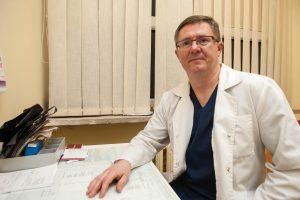 Sergantieji prostatos vėžiu nuo jo miršta retai