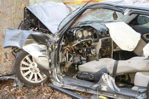 Girti vairuotojai savaitgalį sukėlė net penkias avarijas