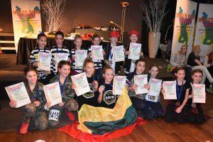 Klaipėdos šokėjos neturėjo sau lygių