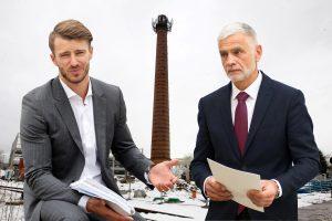 Investicijoms Klaipėdoje – klerkų kirtis