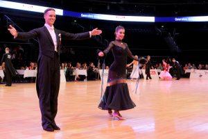 Lietuvos šokėjams – penkios poros medalių iš prestižinių varžybų