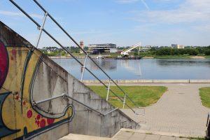 Kaunas skelbia naujojo tilto per Nemuną projektavimo konkursą