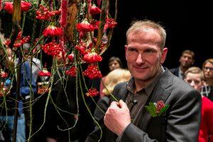 """""""Įkvėpimo nakties"""" sumanytojas: floristika – ne bobučių verslas, o menas"""