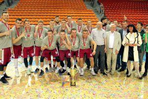 Į Belgradą – ir studentų lygos vingiais