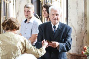 Apie Lietuvos patriotą A. Lukšą, jubiliejų ir brangią dovaną