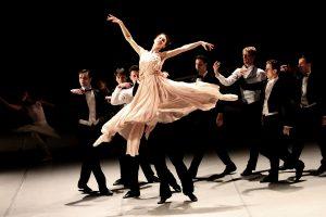 """""""Žydrasis Dunojus"""" – iš J. Strausso meilės ir valsų supintas baletas"""