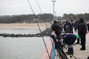 Žvejai jau ruošiasi meškeriojimo varžyboms per Stintų šventę