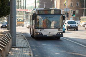 Vilniaus viešajame transporte – daugiau patogių pokyčių