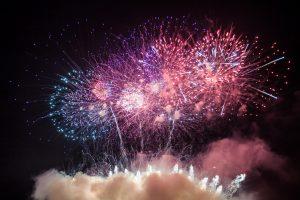 Naujųjų naktį Katedros aikštėje džiugins įspūdingi fejerverkai