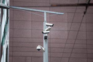 Vilnių stebės daugiau kaip 100 naujų vaizdo kamerų