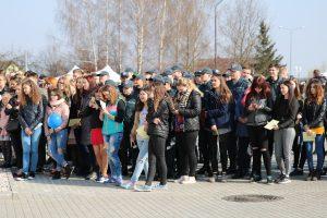 Lietuvos policijos mokykloje vyko atvirų durų diena