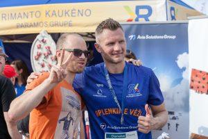Garsus krepšininkas maratone bėgs dėl sergančių vaikų