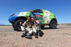 """""""Agrorodeo"""" komanda jau planuoja kitų metų Dakarą"""