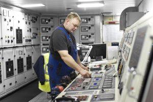 Lietuvoje pradedami ruošti laivų elektros mechanikai