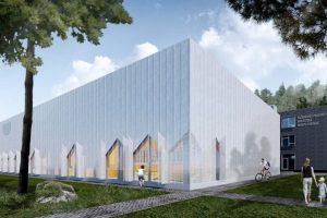 Kačerginėje planuojama statyti ateities mokyklą