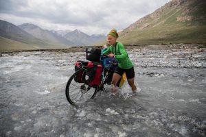 Pažintis: kelionių dviračiais po tolimus kraštus kolekcionieriai