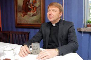 Tikinčiųjų parašai kunigo parapijoje neišsaugojo