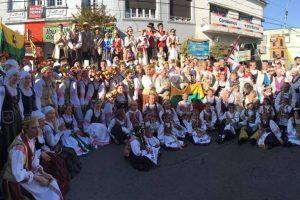 Argentinos lietuviai susitiko imigrantų šventėje