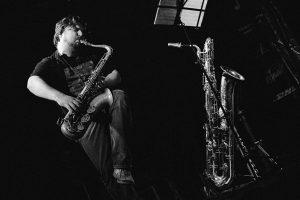 L. Mockūnas ir M. Fr. Duch kviečia į laisvojo džiazo koncertą