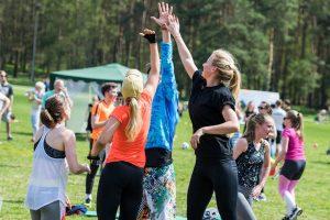 Vingio parke – dar daugiau sporto renginių