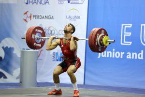 Pirmieji jaunimo čempionato medaliai išvežti į septynias valstybes