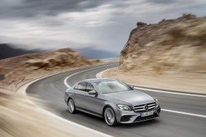 """Pasauliui pristatyta naujoji """"Mercedes-Benz"""" E klasė"""
