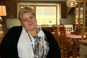 L. Mertinienė – apie gyvenimą po vyro netekties