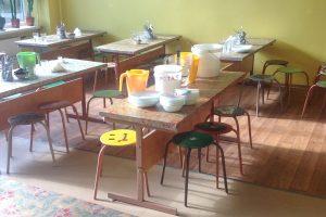 Švediškas stalas mokykloje: ar vaikai valgo sveikiau?