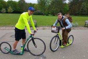 T. Vaitkus dviračių lenktynes trumpam iškeis į žurnalistų ralį