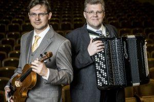 Gero ūpo koncerte – klasikos ir folkloro dvikova