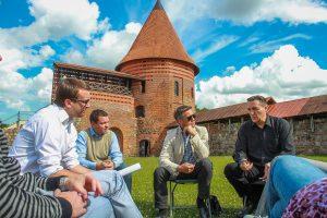 A. Kaušpėdas: Kaunas turi neišnaudoto parako turizmo skatinimui
