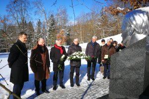 Minimos 25-osios prezidento A. Brazausko inauguracijos metinės