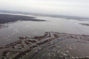 Potvynis pamaryje: paskelbta ekstremali situacija