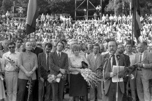 Sąjūdžio 30-metis: kaip KGB bandė užgniaužti Lietuvos atgimimą