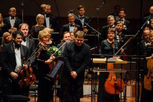 Į Baltijos šalių orkestrų festivalį atvyks pasaulinio garso latvių tenoras