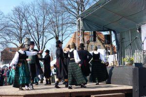 Rusnė viliojo į Šaktarpio šventę