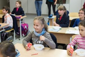 455 Lietuvos mokyklos minėjo Pasaulinę košės dieną