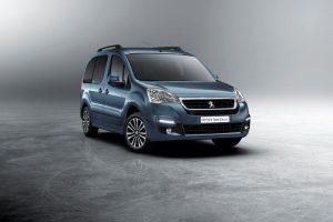 "Ženevoje ""Peugeot"" pristatys vienatūrį elektromobilį ""Partner Electric"""