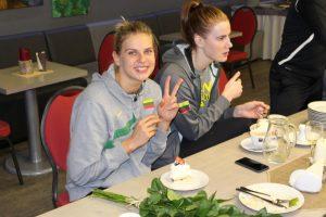 Moterų krepšinio rinktinėje – rinkimai, dalybos ir sveikinimai