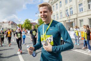 Iššūkis įmonėms: bėgimas – dėl labai gero tikslo